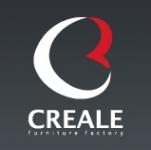 Кресла, пуфы Creale Креаль