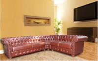 """Угловой диван """"Сан - Ремо""""(Alcor)"""