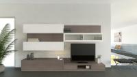 Стенка Хай -Тек для современной гостиной z300180